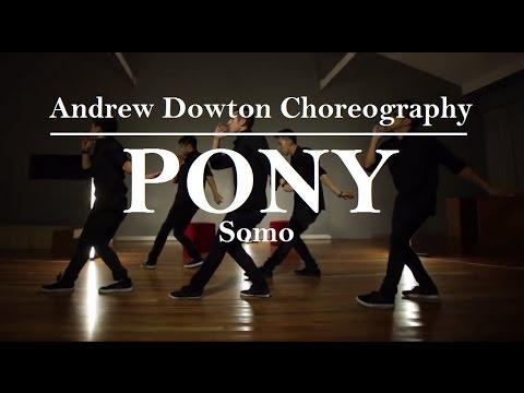 Ginuwine - Pony (SoMo Rendition) | Andrew Dowton Choreography
