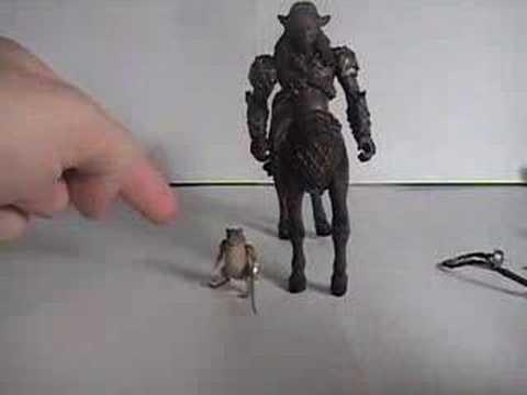Chronicles of a Narnia Fan #52 - Toys: Glenstorm & Peepiceek