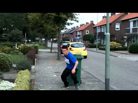 HEYTSE CITY NEDERWEERT BEST OF FREERUNNING