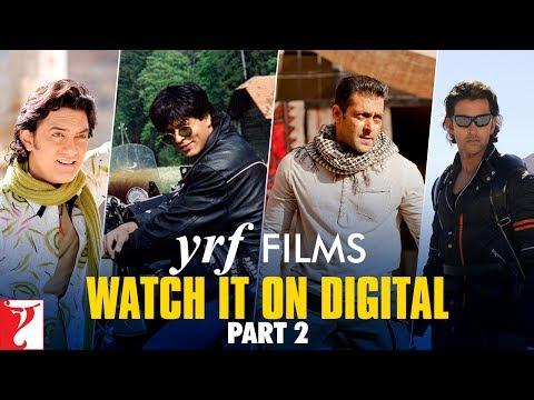 YRF Films - Watch it on Digital - Part 2