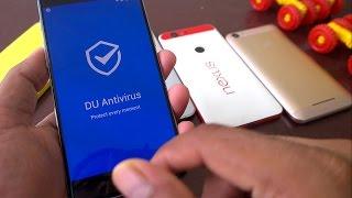 best antivirus app for android phones 2016 - DU Antivirus (Review, Pros, Cons)