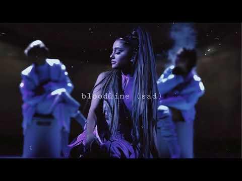 Ariana Grande - Bloodline (orchestra By Eddie)