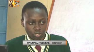 Misyani Girls Sec. Students innovate new security App