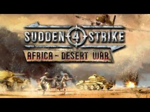 Sudden Strike 4 II African - Desert II Battle of SIDI-Barrani  