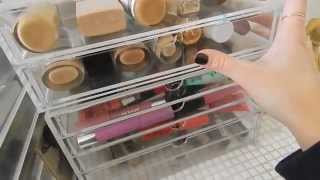 Updated Makeup Collection | best storage | MUJI | Home Goods | Amazon Thumbnail