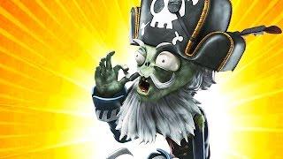 Plants vs. Zombies Garden Warfare 2: Character Class & Back Yard Battleground Gameplay