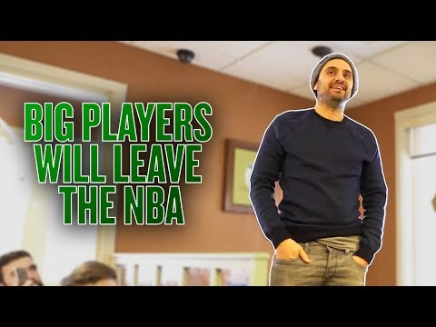 The NBA Players Have More Leverage Than You Think | GaryVee Q&A at IHOP in Minneapolis, Minnesota