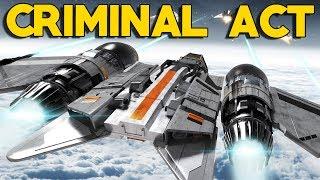 Star Citizen | CRIMINAL ACT | Part 458 (Star Citizen 2017 PC Gameplay)
