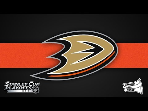 Anaheim Ducks 2018 Playoffs Goal Horn