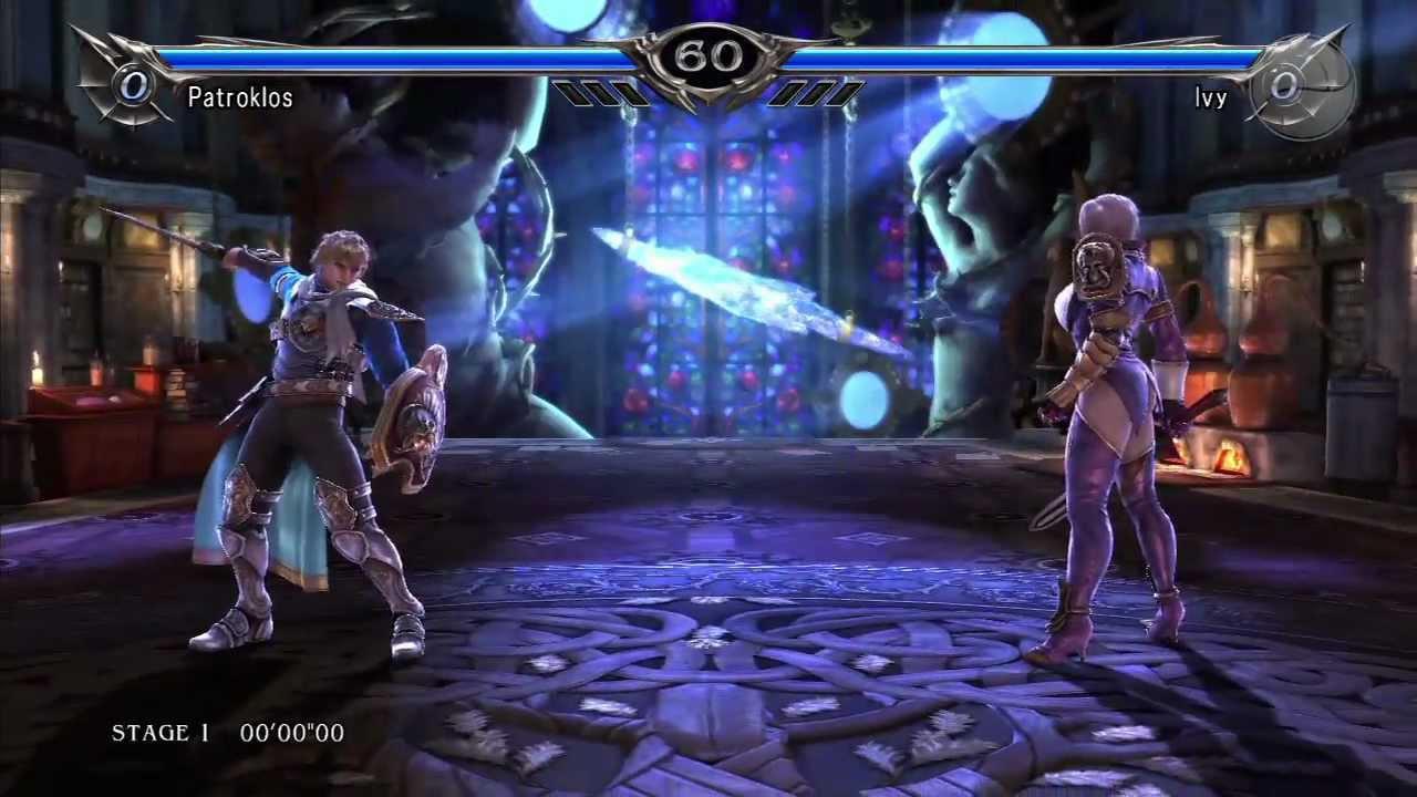 Videoanlise SoulCalibur V PS3 XBOX 360 Baixaki Jogos YouTube