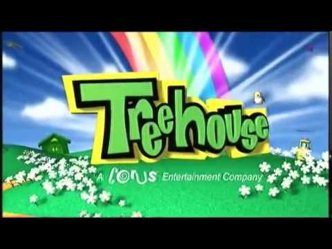Treehouse/Nelvana/Coquette Productions