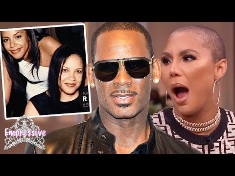 "Tamar Braxton goes in on ""Surviving R. Kelly""! 