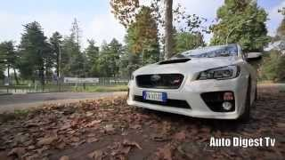 Subaru Impreza WRX STI 2014 Test Drive