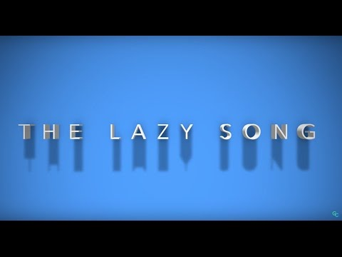 Goethe Playback 2016 - Lazy Song