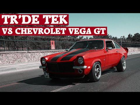 TR'DE TEK V8 CHEVROLET VEGA GT | İNCELEME | ANGARAGE