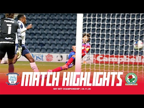 Preston Blackburn Goals And Highlights