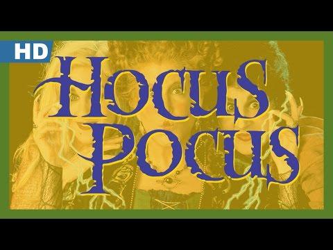 Hocus Pocus trailers