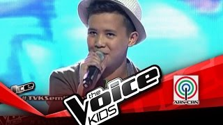 "The Voice Kids Philippines Semi Finals ""Sway"" by Juan Karlos"
