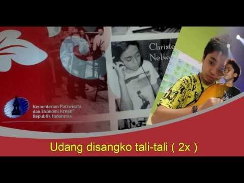 Nusantara Berdendang  - Christoffer Nelwan : Lah Laruik Sanjo + lirik