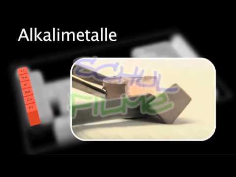 Lehrfilm Alkalimetalle Nachhilfe Download