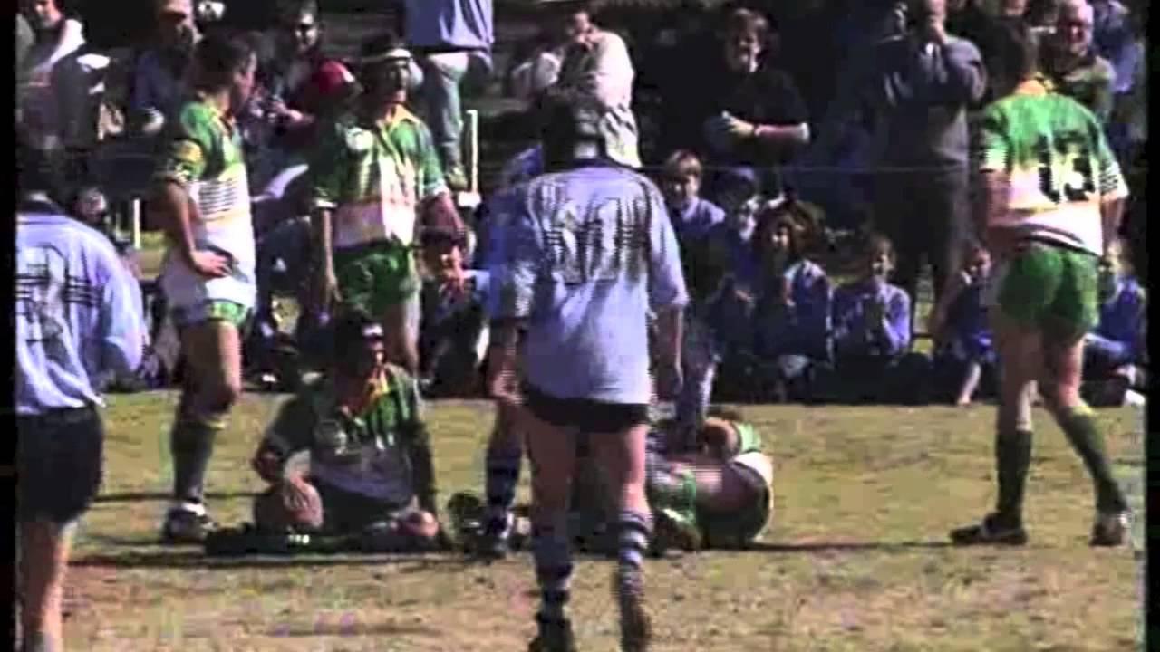 e76be8af6e26 1997 Red Bend Catholic College v Parramatta Marist - YouTube