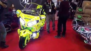 Motosiklet fuarı 2016 istanbul