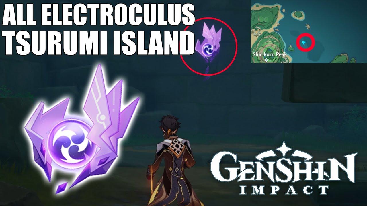 THE HARDEST ELECTROCULUS! (Genshin Impact)