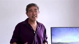 BenQ SW240 Photo Editing Monitor Review by Art Suwansang