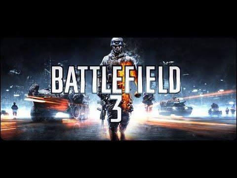 Battlefield 3 Game Play AEK-971