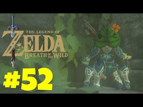IT WAS THE WRONG HOLE! - The Legend of Zelda: Breath of the Wild - Nintendo Switch - [52]