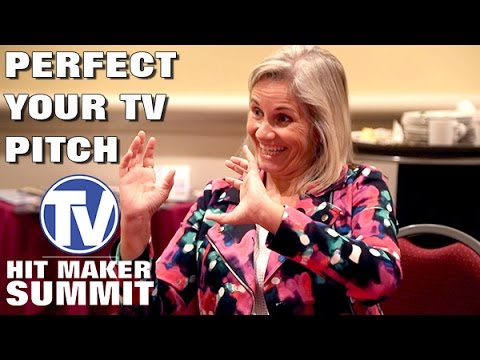 How To Pitch Your TV Show at the Hit Maker Summit