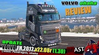 """[""""ETS2"""", """"Euro Truck Simulator 2"""", """"truck mod Volvo FH 2012 v22.08r 1.30"""", """"Pendragon""""]"""