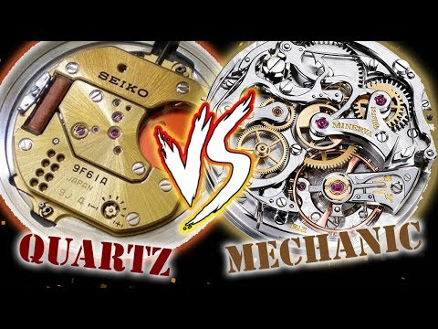 QUARTZ VS MECHANICAL Movement, PRO & KONTRA ‼️ #HorologyStory #Movement