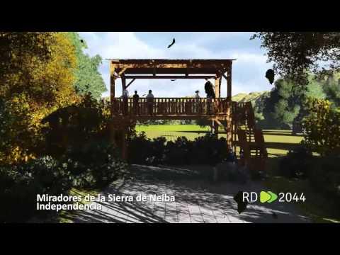 Miradores de la Sierra de Neiba - Independencia