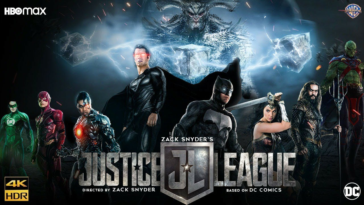 Download Zack Snyder's Justice League FULL MOVIE HD Facts in Hindi | HBO Max | WB Studios | DC