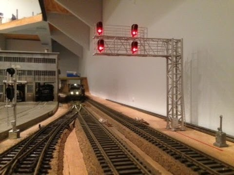 Railroad Track Wiring Ho Scale Signaling And Layout Control W Jmri Intro
