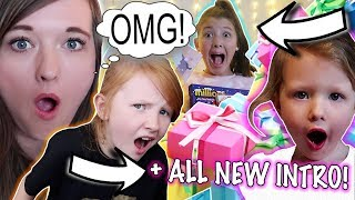 YOU'RE NOT EVEN READY.. VLOGMAS DAY 1! + ALL NEW INTRO!