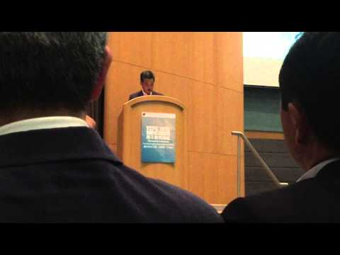 YCPG Forum - Chief Executive CY Leung (689) address