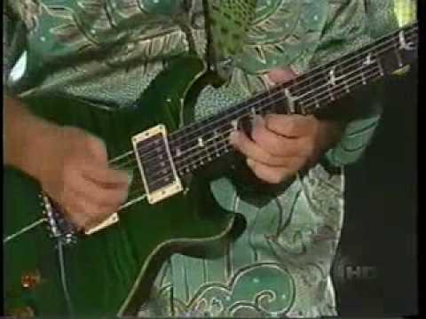 Carlos Santana Ft Mana Corazon Espinado En Vivo (Premios Billboard 2009)