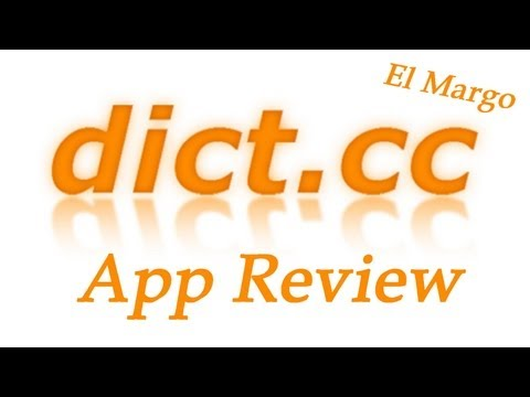 dict.cc Wörterbuch - App Review [iOS - iPhone/iPod touch/iPad]