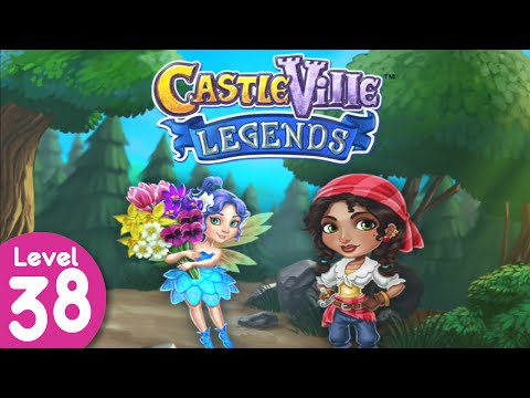 CastleVille Legend - Level 38 - iPad / iPhone / Android
