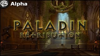 Retribution Paladin Artifact + Class Hall - Legion Alpha