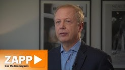 "Tom Buhrow: ""Signal an die Verleger""   ZAPP   NDR"