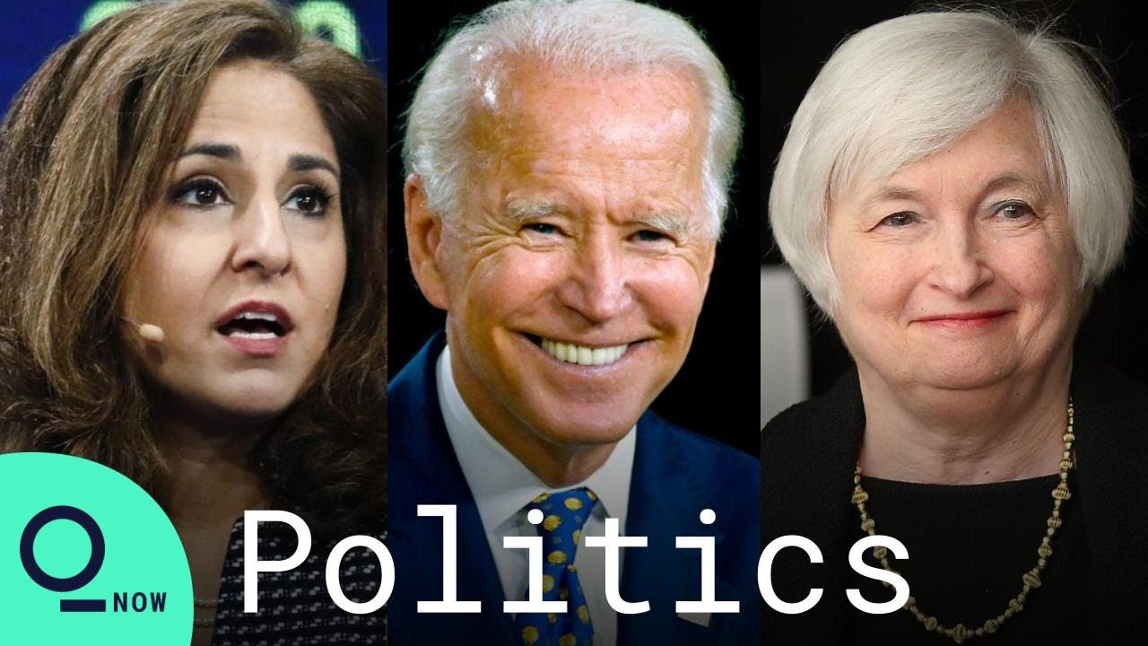 Biden set to announce his economic team led by Janet Yellen, who ...