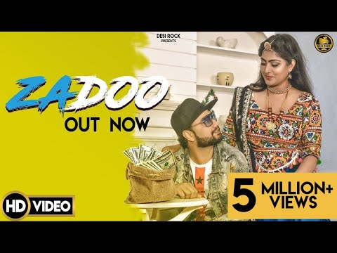 जादू | Zadoo  -  DESI | MD KD | Miss Dora | Desi Rock | New Haryanvi Songs Haryanavi 2019 | New Song