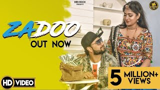 जादू | Zadoo  -  Desi | Md Kd | Miss Dora | Desi Rock | New Romantic Haryanvi Songs Haryanavi 2019