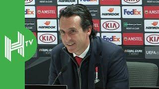 Unai Emery: Arsenal now have Cojones!
