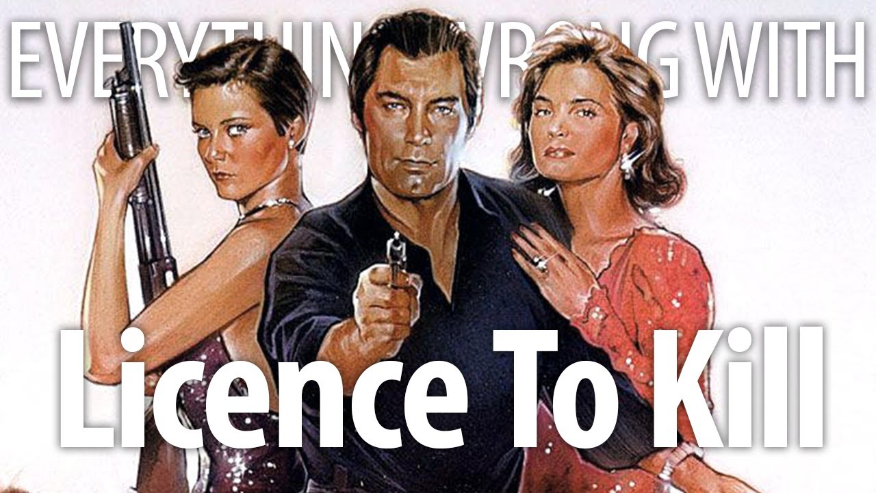 Download Everything Wrong With Licence To Kill In 23 Minutes Or Less