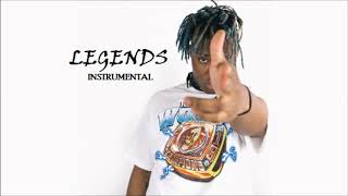 "Juice WRLD ""Legends"" Instrumental (ReProd. by Qhris Legend)"