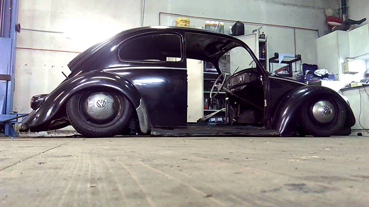 vw k fer airride volksgarage youtube